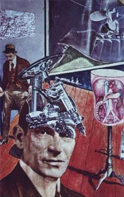 Hausman Tatlin 1920 The Future Looks Different: A Radical Break in Representations of Science